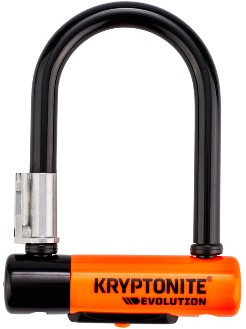 Kryptonite Evolution Mini-5 - Candado bicicleta - negro